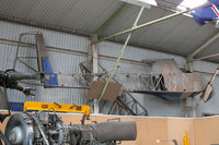 BGA804 @ EGBE - preserved at the Midland Air Museum - by Chris Hall
