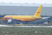 G-BMRF @ EGNX - DHL - by Chris Hall