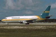 C6-BFJ @ KFLL - Bahamasair 737-200 - by Andy Graf - VAP