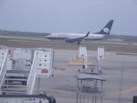 N997AM @ IAH - aeromexico 737 in iah - by christian maurer
