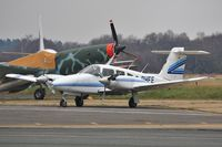 G-BHFE @ EGHH - Visitor parked at Airtime North - by John Coates
