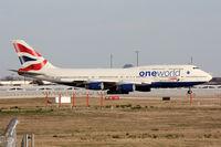 G-CIVC @ DFW - British Airways at DFW Airport