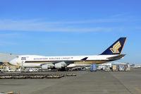9V-SFF @ DFW - Singapore Air Cargo at DFW Airport