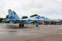 75 @ EGVA - Ukrainian AF. RIAT 2011. - by Howard J Curtis