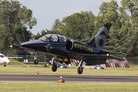 ES-YLF @ EGVA - Breitling Jet Team, coded 6. RIAT 2011. - by Howard J Curtis