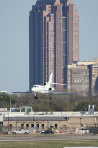 N928WK @ DAL - Landing at Dallas Love Field