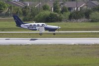 N329TS @ KISM - Landing at Kissimmee Gateway airport - by lkuipers