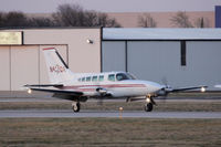 N412CA @ ADS - At Addison Airport