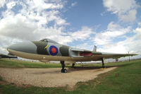 XM606 @ BAD - At the 8th Air Force Museum - Barksdale AFB