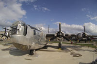 44-48781 @ BAD - At the 8th Air Force Museum - Barksdale AFB - by Zane Adams