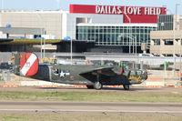 N224J @ DAL - Collings Foundation B-24 at Dallas Love Field