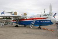 21512 @ LFPB - Beriev Be-200Ch, Paris Le Bourget Airport (LFPB-LBG) - by Yves-Q