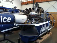 ZK-IBO @ NZAR - Fuller view of helicopter. Thanks to Oceania for a pleasant tour. - by magnaman