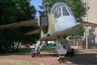 E18 @ LFDN - Sepecat Jaguar E, Rochefort-St Agnant AB 721 (LFDN-RCO) - by Yves-Q