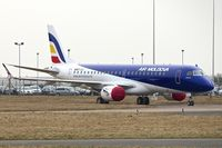 ER-ECC @ EGNX - Now painted in Air Moldova colours at East Midlands Airport