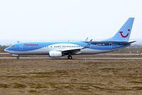 G-FDZD @ EGNX - Thomson 2007 Boeing 737-8K5, c/n: 35132 at East Midlands