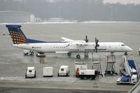 D-ADHS @ EPKK - Lufthansa Regional (Augsburg Airways)