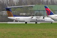 D-ADHE @ EPKK - Lufthansa Regional