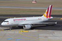 D-AKNL @ EDDL - Germanwings, Airbus A319-112, CN: 1084 - by Air-Micha