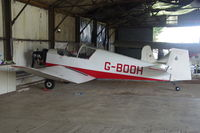G-BOOH @ X3PF - Parked at Priory Farm.
