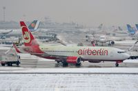 D-ABMD @ EDDL - AB B738 during de-icing in DUS - by FerryPNL