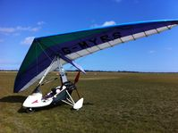G-MYRS @ EGNY - Linley hill/Beverley - by Mike Parkinson