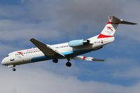 OE-LVE @ VIE - Austrian Airlines - by Joker767