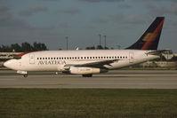 N123GU @ KMIA - Aviateca 737-200 - by Andy Graf - VAP