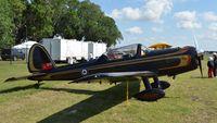 N332HS @ LAL - 1956 DEHAVILLAND DHC-1B-2-S5 AT SUN N FUN - by dennisheal