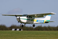 G-BYES @ EGHA - Privately owned. - by Howard J Curtis