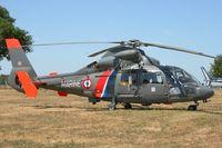 91 @ LFDN - Aérospatiale AS-365N Dauphin (cn 6091), Rochefort-St Agnant AB 721(LFDN-RCO) - by Yves-Q