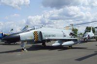 64-0706 - McDonnell Douglas F-4C Phantom II at the Aerospace Museum of California, Sacramento CA - by Ingo Warnecke