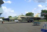 67-0159 - General Dynamics FB-111A at the Aerospace Museum of California, Sacramento CA - by Ingo Warnecke