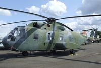 65-5690 - Sikorsky CH-3E Jolly Green Giant at the Aerospace Museum of California, Sacramento CA - by Ingo Warnecke