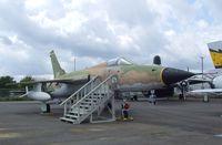 62-4301 - Republic F-105D Thunderchief at the Aerospace Museum of California, Sacramento CA