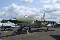 62-4301 - Republic F-105D Thunderchief at the Aerospace Museum of California, Sacramento CA - by Ingo Warnecke