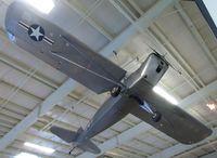 N53792 - Taylorcraft DCO-65 (L-2M 'Grashopper') at the Aerospace Museum of California, Sacramento CA