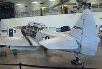 N46387 - Fairchild M-62A / PT-19B Cornell at the Aerospace Museum of California, Sacramento CA