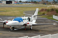 ZK-XLF @ NZPP - The small airport at Paraparaumu - by Micha Lueck