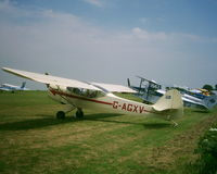 G-AGXV photo, click to enlarge