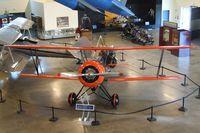 N12332 - Curtiss-Wright Travel Air B-14B at the Aerospace Museum of California, Sacramento CA