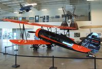 N12332 - Curtiss-Wright Travel Air B-14B at the Aerospace Museum of California, Sacramento CA - by Ingo Warnecke