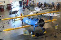 N36360 - Boeing (Stearman) PT-13D Kaydet / E75N1 at the Aerospace Museum of California, Sacramento CA