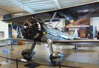 N68830 - Boeing (Stearman) PT-13D Kaydet / E75 at the Aerospace Museum of California, Sacramento CA