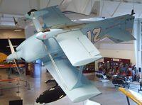 N382SJ - Merriam Pitts Special at the Aerospace Museum of California, Sacramento CA
