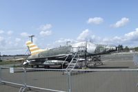 56-3288 - North American F-100D Super Sabre, being restored at the Aerospace Museum of California, Sacramento CA