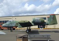 76-0540 - Fairchild A-10A Thunderbolt II at the Aerospace Museum of California, Sacramento CA