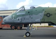76-0540 - Fairchild A-10A Thunderbolt II at the Aerospace Museum of California, Sacramento CA - by Ingo Warnecke