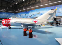 301 @ LGTT - (Lim-2Rbis) preserved in fake North Korean AF colors as '925'