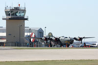 N224J @ DTO - Collins Foundation B-24 at Denton Municipal Airport